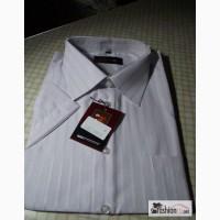 Рубашка белая с коротким рукавом в Санкт-Петербурге