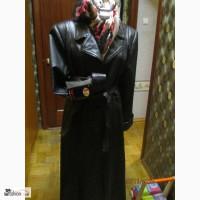 Продам экскл. кож.плащ Италия LAPELLE 44-46 размер