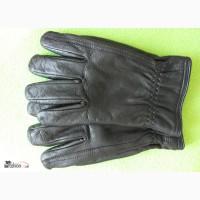 Перчатки мужские кожаные фирмы Laimbock в Омске