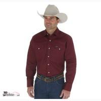 Рубашка Wrangler MW9271R - Red Oxide в Мурманске