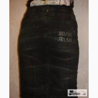 Юбка джинсовая темно-серая карандаш Betty Barclay (Германия) в Красноярске