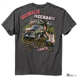 Футболка Buckwear Redneck Mechanic