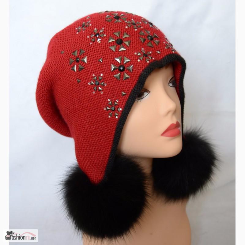 Фото 15. Женские шапки 2017 вязаные шапки зима 2016 - 2017 итальянского производителя женских шапок