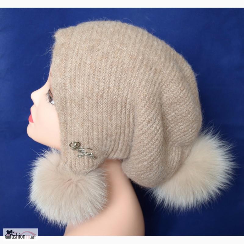 Фото 17. Женские шапки 2017 вязаные шапки зима 2016 - 2017 итальянского производителя женских шапок