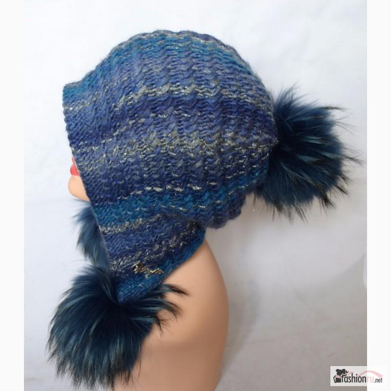 Фото 2. Женские шапки 2017 вязаные шапки зима 2016 - 2017 итальянского производителя женских шапок