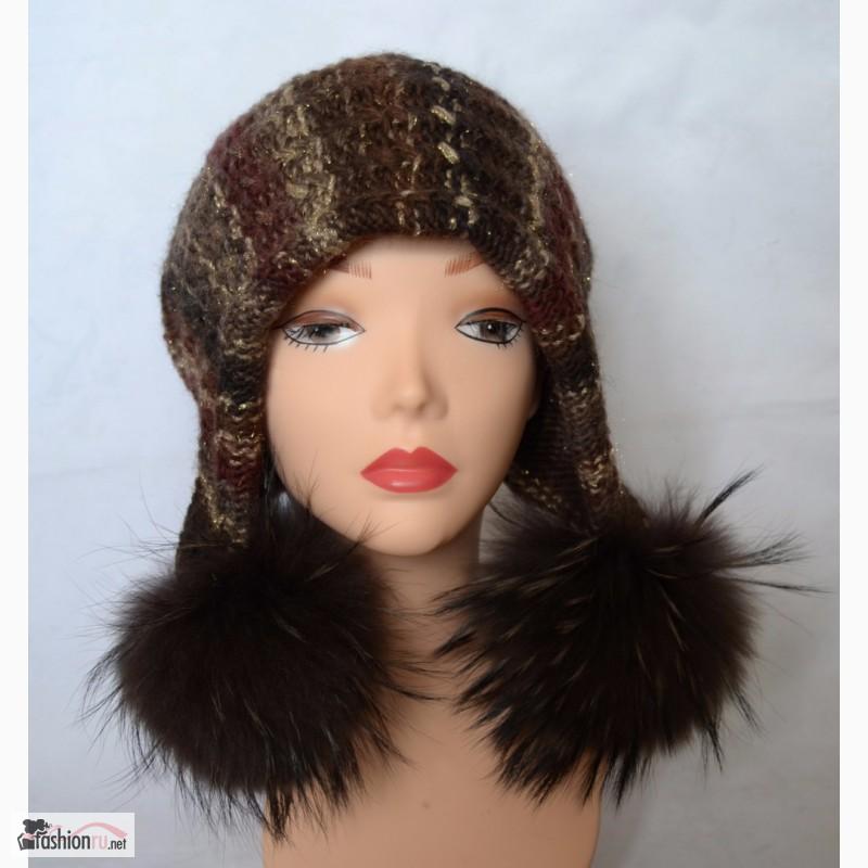 Фото 3. Женские шапки 2017 вязаные шапки зима 2016 - 2017 итальянского производителя женских шапок
