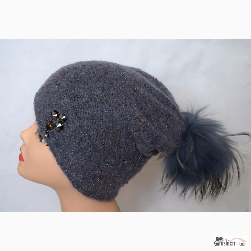 Фото 6. Женские шапки 2017 вязаные шапки зима 2016 - 2017 итальянского производителя женских шапок