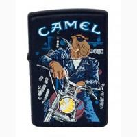 Зажигалка Zippo Camel CZ 175 Joe on Handlebars