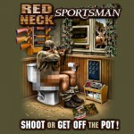 Футболка Buckwear Redneck Get Off The Pot