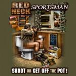 Футболка Buckwear Redneck Get Off The Pot