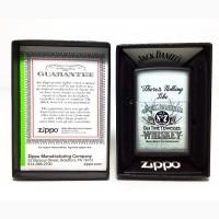Зажигалка Zippo 29293 Jack Daniels