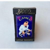 Зажигалка Zippo Camel CZ 164 Joe Piano Player