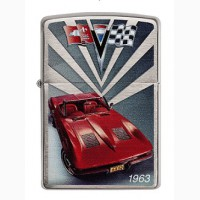 Зажигалка Zippo Сhevy Corvette Stingray C2