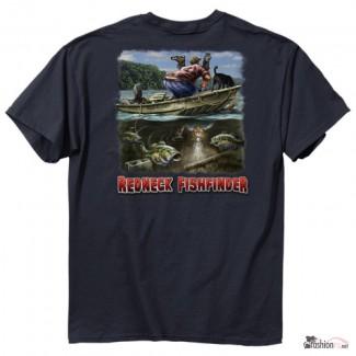 Футболка Buckwear Redneck Fish Finder