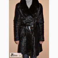 Меховое пальто стриженный теленок, норка в Волгограде
