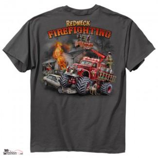 Футболка Buckwear Red Fire Original