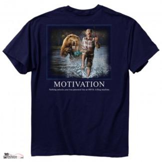 Футболка Buckwear Redneck Motivation