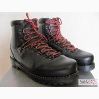 Швейцарские классические кожаные горные ботинки р-р 46-47