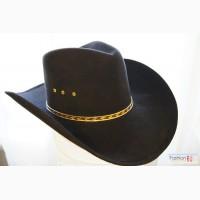 Черная фетровая шляпа Black Forest в Челябинске
