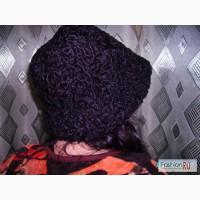 Продаю женскую шапку из каракуля