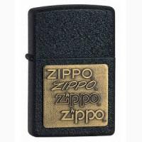 Зажигалка Zippo 362 Brass Emblem