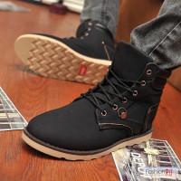Мужские ботинки Нубук