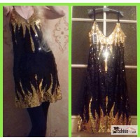Коктельное блестящее платье в Ростове-на-Дону