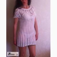 Платье вязаное р. 44 в Ростове-на-Дону
