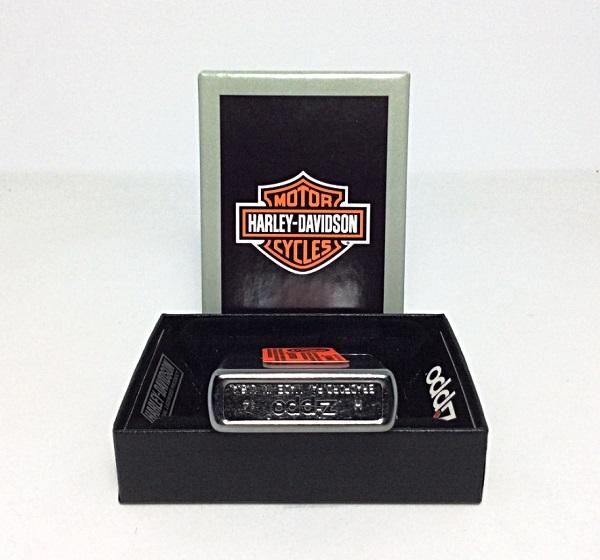 Фото 4. Зажигалка Zippo 28812 Harley Davidson Red Flame