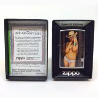 Зажигалка Zippo 206 Cowgirl Miranda