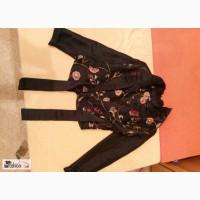 Блузка черная в японском стиле оригиналь SALKO Блузка черная в Самаре