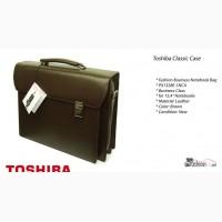Портфель для ноутбука TOSHIBA Кожанный, Новый в Сочи