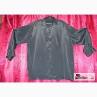 Рубашки шелковые; размеры 58- 60-62. Италия-шелк. в Кемерово