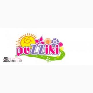 Интернет-магазин Puzziki - детская одежда и обувь