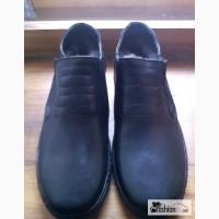 Ботинки мужские кожаные зимние новые в Омске