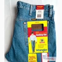 Wrangler 36 MWZ SW 34х30 джинсы в Москве