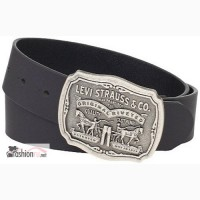 Ремень Levis Original Antique Buckle Belt W32-W44