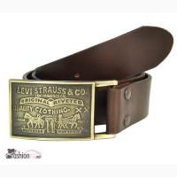 Ремень Levis оригинал США W 30-44 (brown)