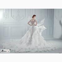 Свадебное платье Италия, украина пышное, прямое в Махачкале