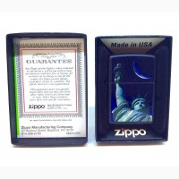 Зажигалка Zippo 218 Liberty at Night