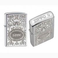 Зажигалка Zippo 24751 American Classic Crown St