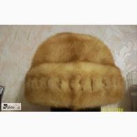 Женская норковая шапка в Тюмени