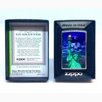 Зажигалка Zippo 3649 New York Statue