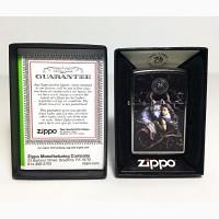 Зажигалка Zippo 79266 Anne Stokes-Wolf With Woman