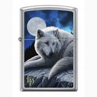 Зажигалка Zippo 9286 Lisa Parker Wolf