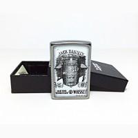 Зажигалка Zippo 77622 Jack Daniels Old Time Distillery