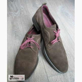 Мужские ботинки из натуральной замши Stockmann1862 ботинки в Санкт-Петербурге