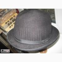 Новая фетровая шляпа с небольшими полями Рига в Москве