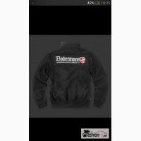 Толстовка DOBERMANS Dobermans Aggressive в Мурманске