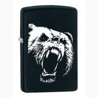 Зажигалка Zippo 78276 Grizzly Bear
